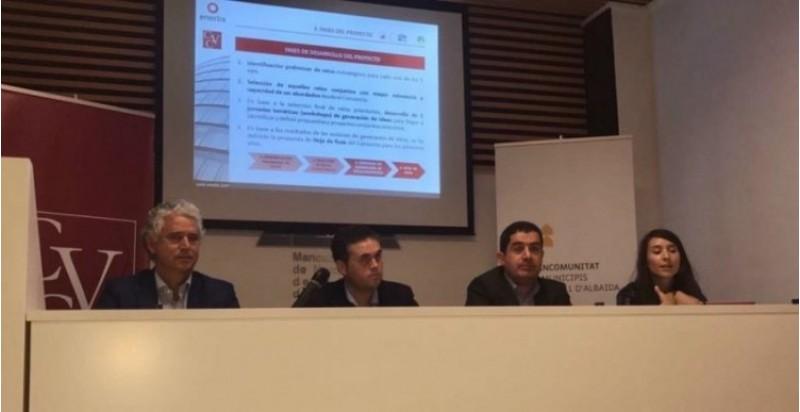 Imatge de la presentació del Pla de Dinamització / Ajuntament d'Alcoi