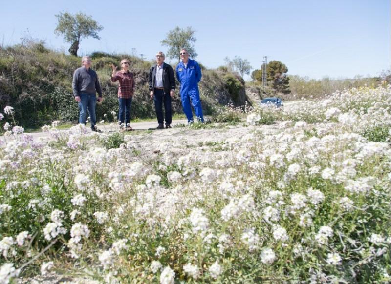 El Consorci i l'Ajuntament d'Alcoi gestionen la possibilitat de crear una helisuperficie en els terrens annexos al Parc Principal de la Muntanya / Consorsi