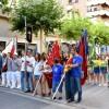 El Dia del Senyal obri les festes de moros i cristians de Xixona amb les desfilades / Xixona