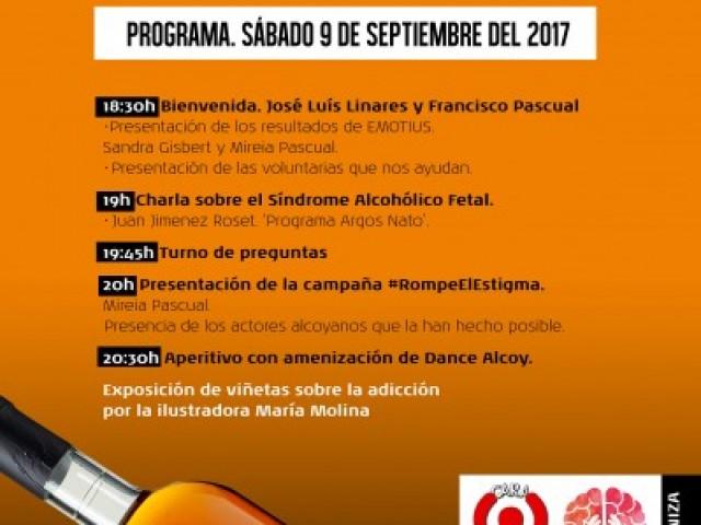 El GARA prepara una commemoració per al Dia de la Síndrome Alcohòlic Fetal / Mireia Pascual