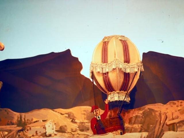 El Globus de la Milà no ha esclatat i Tiristi s'enlaira fins a la pròxima temporada