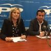 Amalia Payá i Rfa mIró mostren la postura del PP als pptos 2018 / R. Lledó