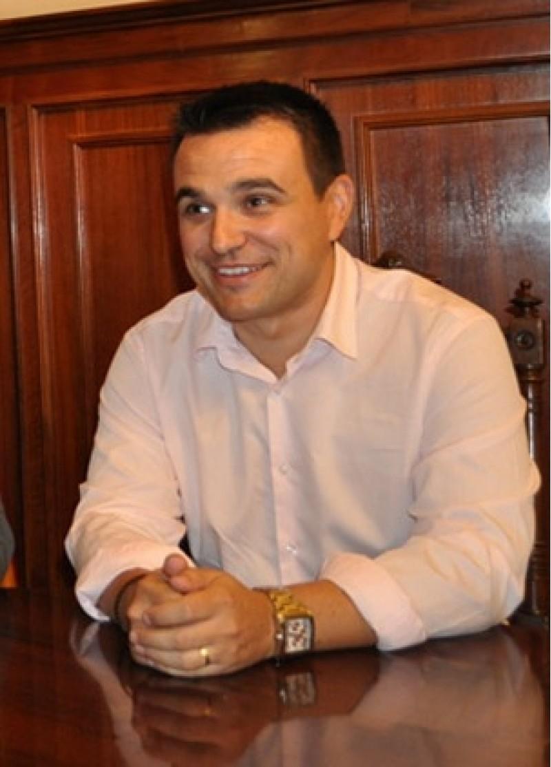 Nacho Palmer, regidor del PP d'Alcoi