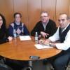 Reunió entre Ajuntament i Diputació / Ajuntament Cocentaina