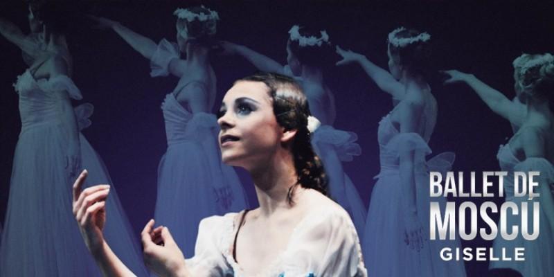 El Teatre Calderón d'Alcoi acull el ballet clàssic, Giselle / TCalderón