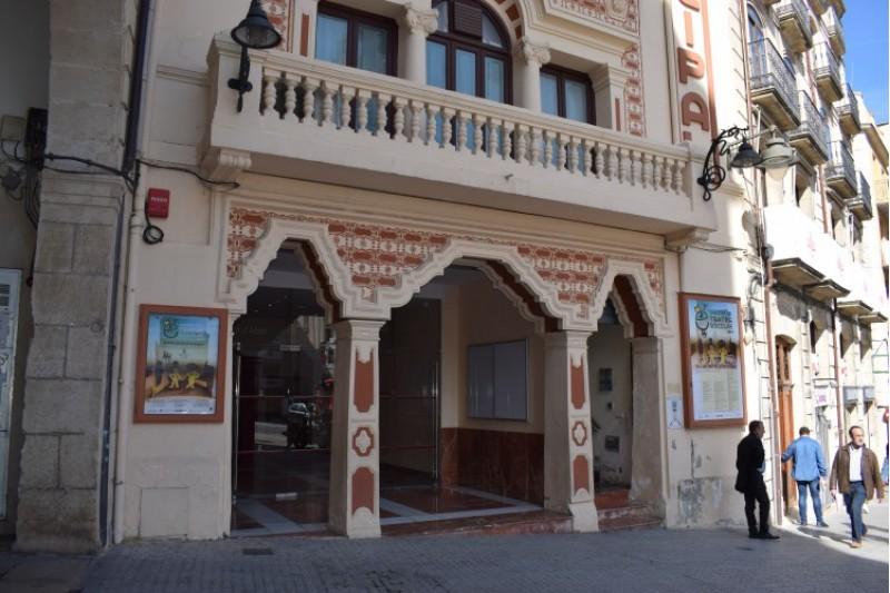 El Teatre Principal obri les portes per dos dies, per acollir la Mostra de Teatre Escolar