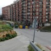 Zona per on estava previst que passara el Bulevard Nord d'Alcoi