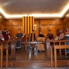 El col·legi Carmelites viatgen al passat i representen els orígens de la història d'Alcoi / Carmelites