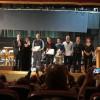 Lliurament de premis de composició musical a l'Olleria