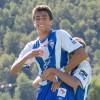 Torró quan jugava a la base del Deportivo /WEB