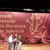 Adrian Colino, rep el premi Sambori en redacció en valencià/IES A.Sempere