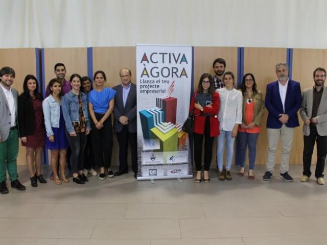 El millor projecte del programa 'Activa Àgora' d'Alcoi és per a 'La chica de las plantas' / Ajunt. Alcoi