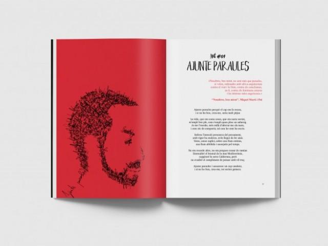 El músic i cantautor contestà Andreu Valor escriu el pròleg del nou llibre de Cèsar Martí i Daniel Olmo, 'Insomni' / Cèsar Martí