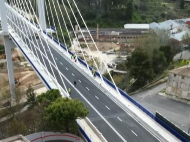 El pont Fernando Reig obri el 16 d'abril