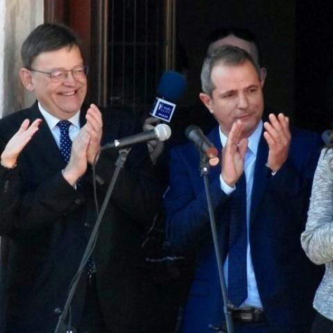 El President de la Generalitat Ximo Puig tornarà a inaugurar la Fira de Cocentaina