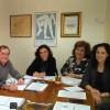 Reunió entre l'ajuntament de Cocentaina i la Direcció Territorial de la Conselleria d'Educació per a revisar la situació del Bosco