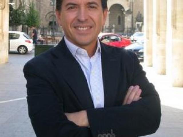 Rafa Miró, portaveu dels populars alcoians