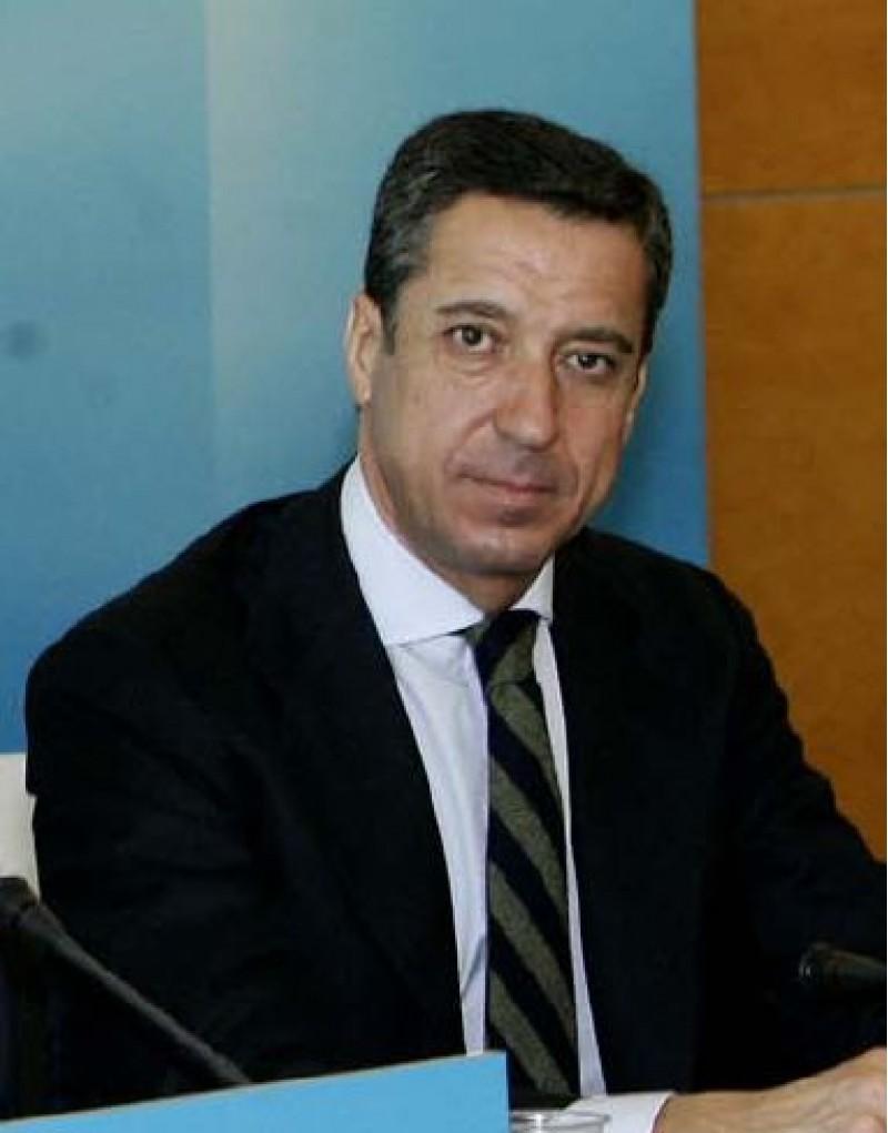 Eduardo Zaplana (imatge de la wikipedia) és un dels noms que el PSOE d'Ibi vol que s'eliminen del llibre d'Or