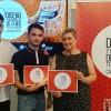 Els tres primers premiats