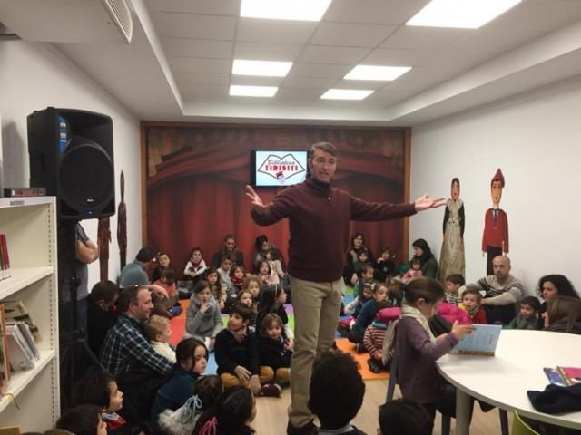 En 5 mesos, la biblioteca infantil Tirisiti rep al voltant de 6000 visites / Ajunt. Alcoi