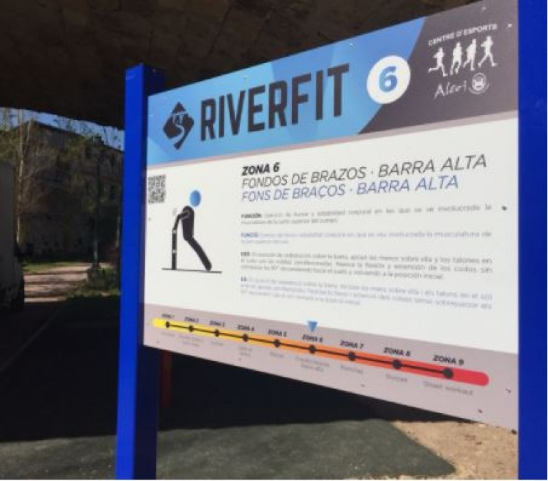 Riverfit / R. Lledó