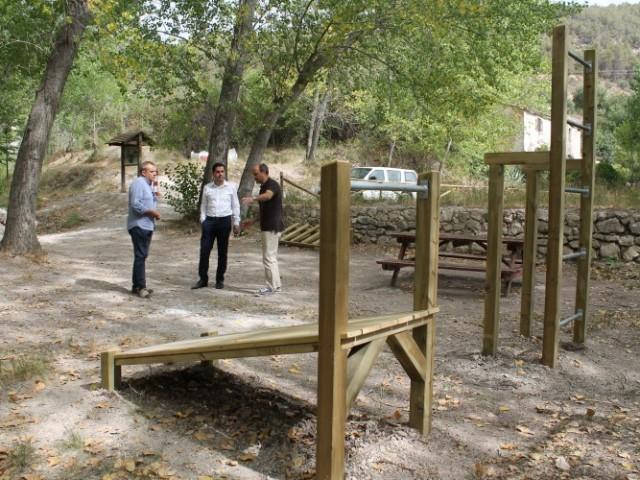 Es destinaran 13.700 € per a millorar el Racó Sant Bonaventura d'Alcoi i a tasques de prevenció d'incendis / Ajuntament d'Alcoi