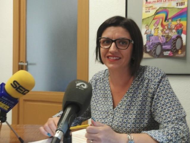 """Estefania Blanes sobre Alcoinnova: """"Toni Francés i el govern del PSOE juga a l'ambigüitat i a la distracció"""""""