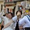 Manifestació sufragista a la I Setmana Modernista / R. Lledó