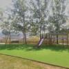 EL parc de Batoi, després de les obres de millora/aj.