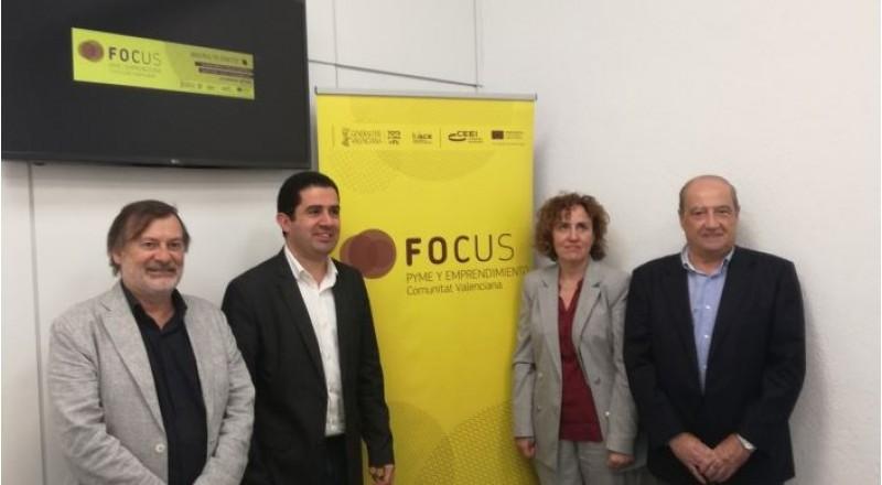 Presentació del Fous Pime a l'Ajuntament d'Alcoi / AM