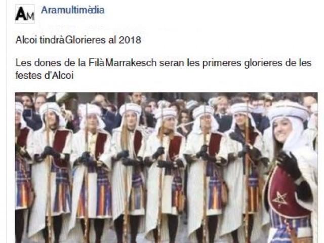 Reacció de Fonevol a la notícia d'ARAMULTIMÈDIA