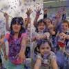 Fonèvol repartirà, com cada any, confetí morat. Serà el pròxim 13 d'abril al club d'amics de la UNESCO