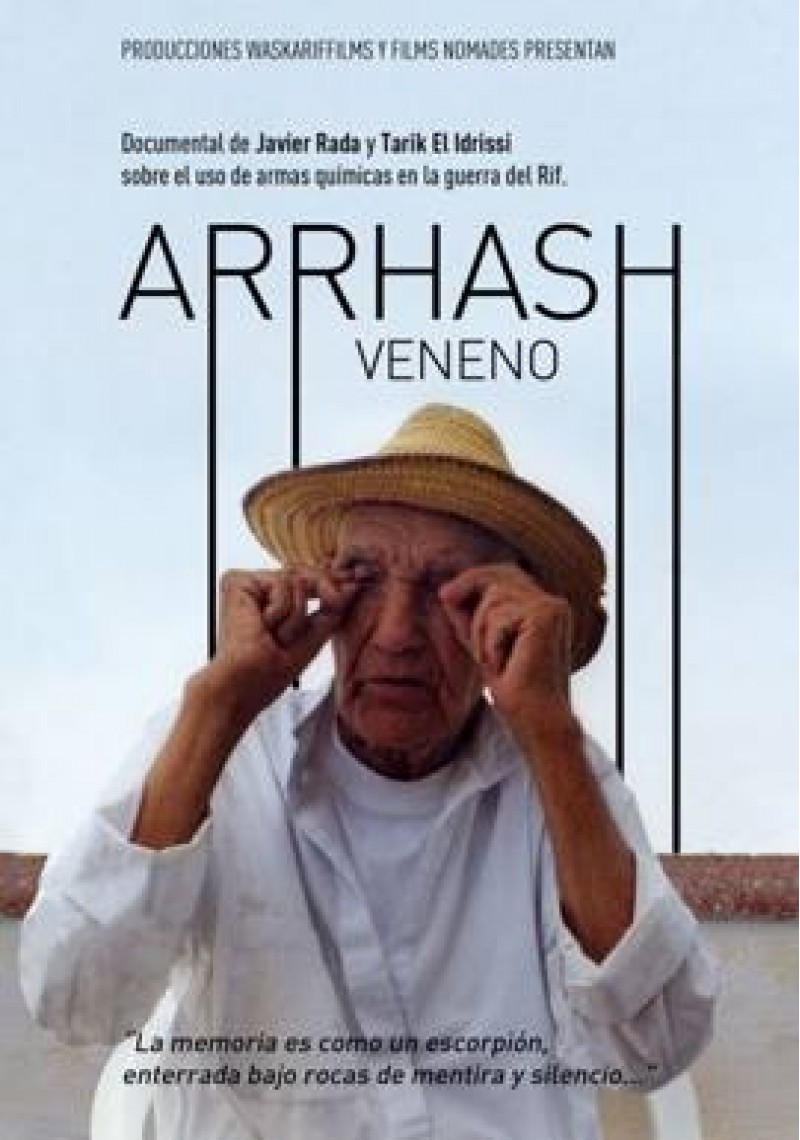 Gaudeix de la projecció d''Arrhash' que s'emmarca dins de la 'Primavera per la Pau'