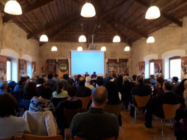 Gran acollida al primer acte del grup de treball per la recuperació de la Memòria Històrica de Cocentaina /GTRMC