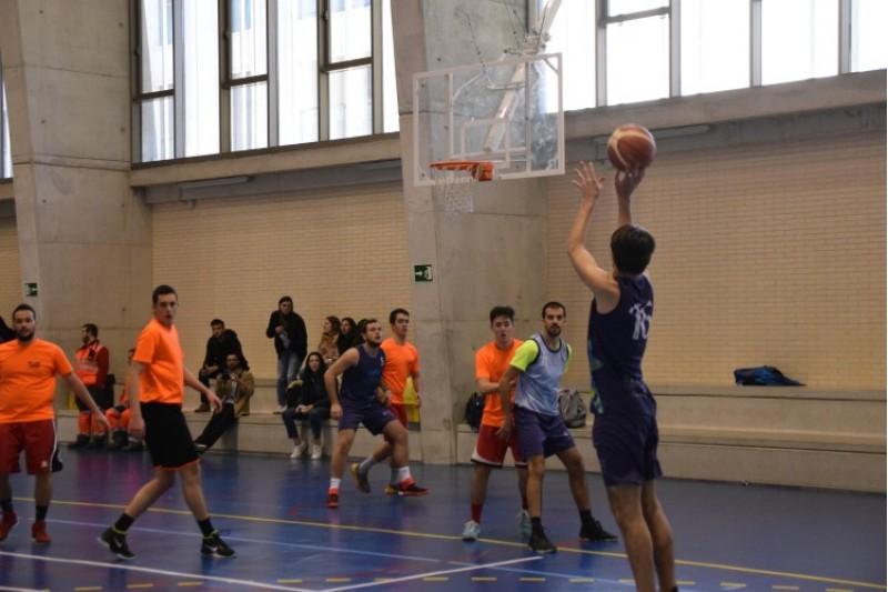 Guanya el XV Torneig Intercampus UPV, el campus d'Alcoi   / UPV