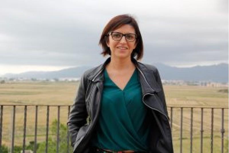 Estefania Blanes, portaveu del grup municipal de Guanyar Alcoi.