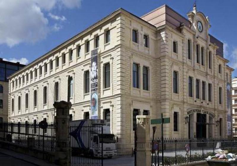 L'edifici que albergarà el CADA, subseu de l'¡IVAM