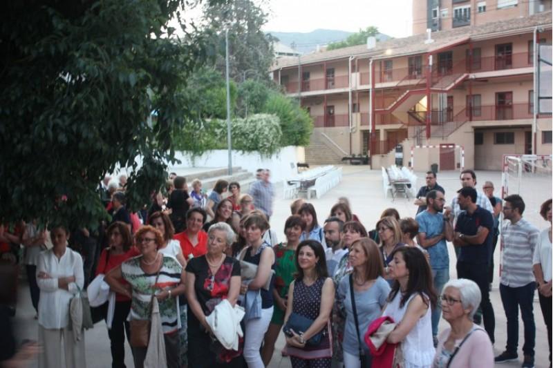 Inauguració de l'ESPAI POVEDA amb motiu dels 70 anys de la Institució Teresiana a Alcoi / Arnauda