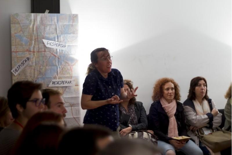 Inauguració de l'Àgora Escènica  / Mostra de Teatre d'Acoi