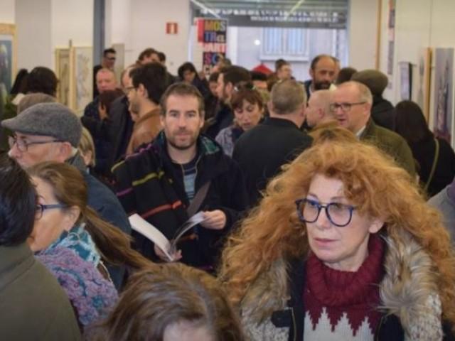 Inauguració de l'exposició / Maria Gutiérrez
