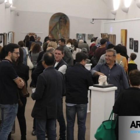 Inaugurades les exposicions de la 671 edició de la Fira Tots Sants de Cocentaina
