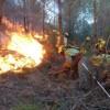 Imatge d'arxiu d'incendi / GVA