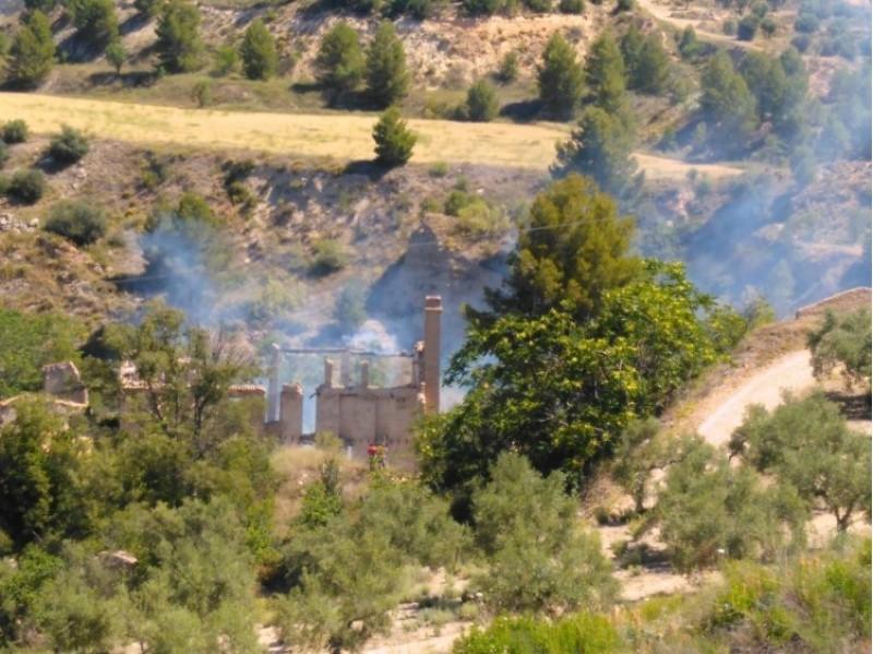 INcendi al Molinar/Jordi Ferri