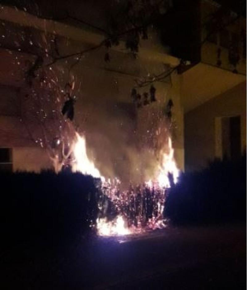 Incendi a El Romeral / AM