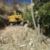 Obres a la carretera Molinar / Ajuntament d'Alcoi