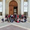 Intercanvi lingüístic en la ciutat francesa d'Avignon d'alumnes de la Fundació Educativa ACI - Col·legi Esclaves SCJ i del Col·legi La Salle d'Alcoi / Esclaves