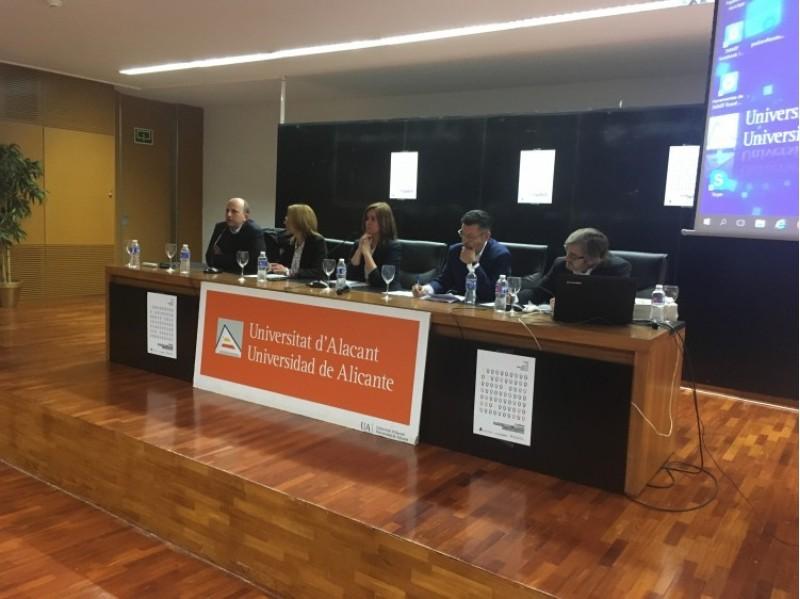 Taula Redona amb els presients dels Consorcis de RSU i Joan Piquer / Consorci