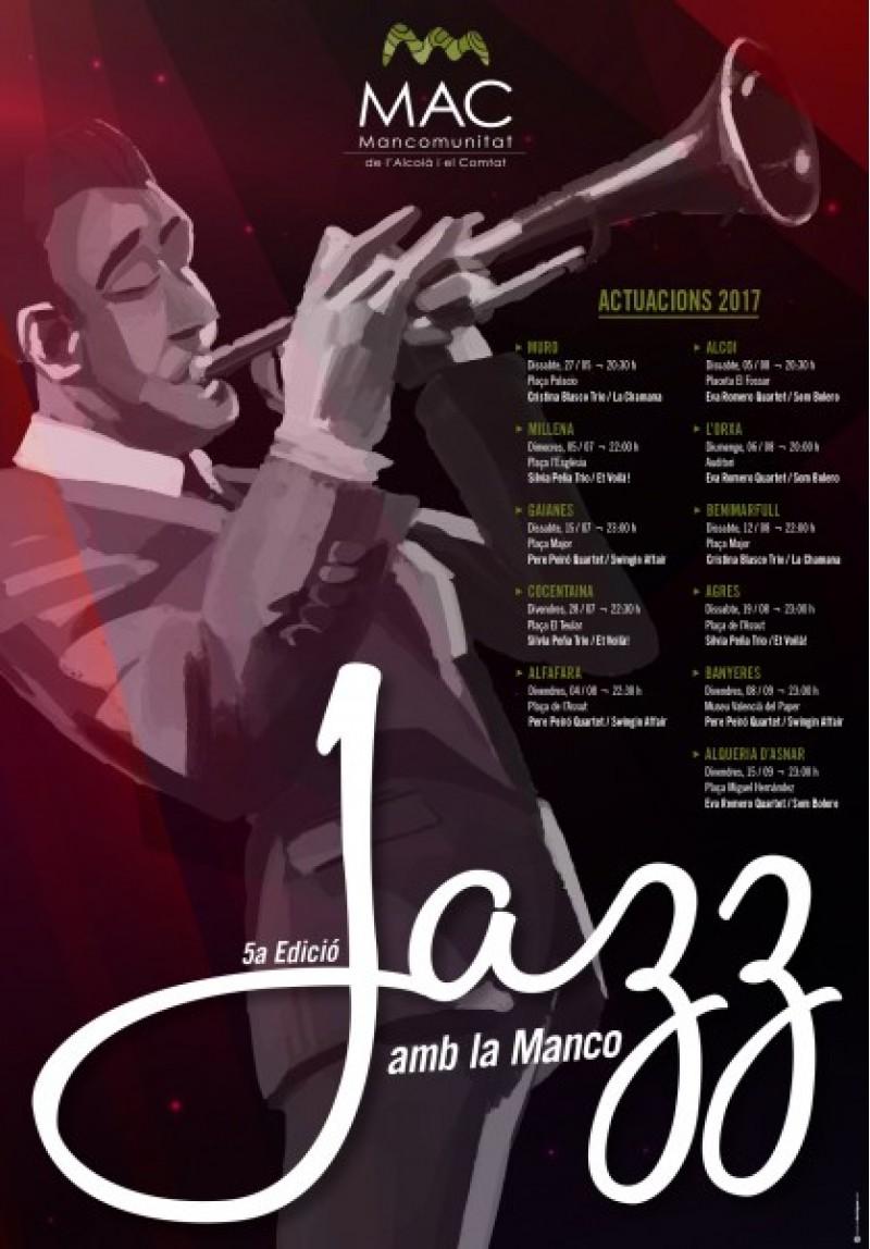 'Jazz amb la manco' acaba en les dos últimes actuacions / ARA
