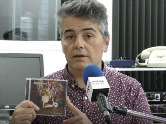 Jesús Lara durant l'entrevista / AM