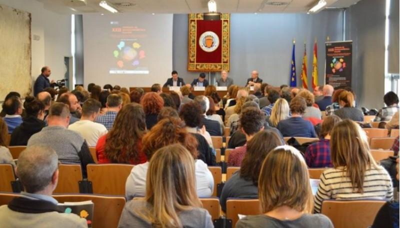 Jornades de Sociolingüística a Alcoi / María Gutiérrez
